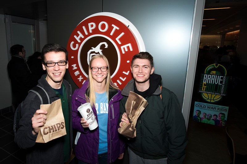 Chipotle Opening