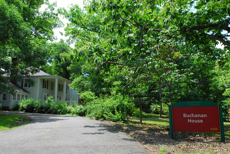 Buchanan House.  Photo by Creative Services/George Mason University 070606508