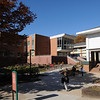 Aquia building. ITU and academic space.  Photo by Creative Services/George Mason University 11109020