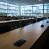 Merten Hall empty classroom