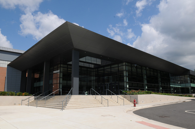 Recreational Athletic Complex (RAC). Photo by Creative Services/George Mason University 100607009