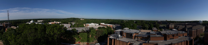 Campus panoramic