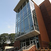 Aquia building. ITU and academic space. Photo by Creative Services/George Mason University 100819011e