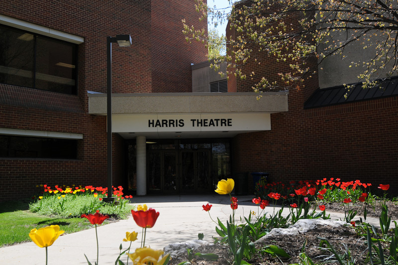 The Harris Theatre