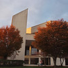Center for the Arts in the fall.  Photo by Creative Services/George Mason University 071115001e
