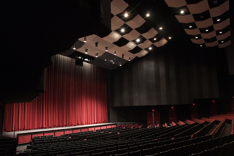CFA Concert Hall Interior
