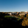 View of Fairfax Campus from Patriot Center roof.  Photo by Creative Services/George Mason University