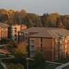Shenandoah neighborhood residence halls. Photo by Evan Cantwell/Creative Services/George Mason University