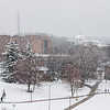 Snow at Fairfax Campus