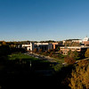 View of Fairfax Campus from Patriot Center roof. Photo by Evan Cantwell/George Mason University
