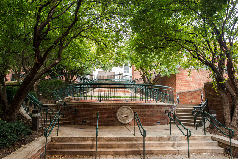 Johnson Center exterior