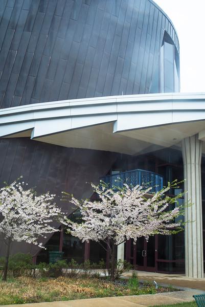 Hylton Performing Arts Center in Spring