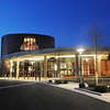 Hylton Performing Arts Center at the Science and Technology Campus Campus. Photo by Creative Services/George Mason University