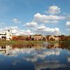 Fall Mason Pond
