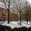 Winter Storm, Fairfax Campus,  Monday, Dec. 9, 2013