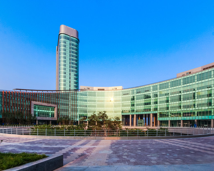 South Korea campus