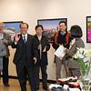 Mason Korea Songdo Campus exhibition