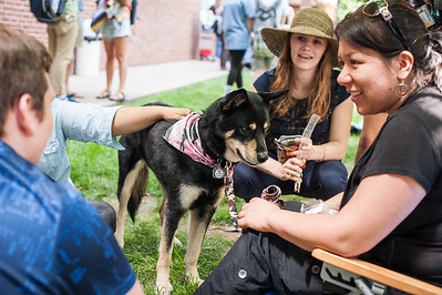 Puppies and Popsicles Spring 2015