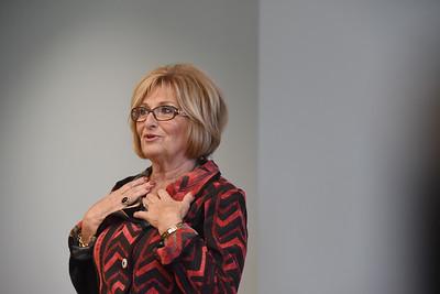 Diane Black speaks to College Republicans