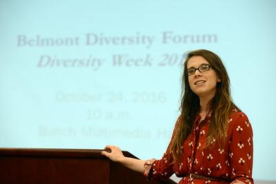 Diversity Forum