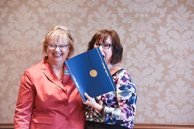 Faculty Awards Reception