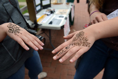International Justice Mission Fall Henna event