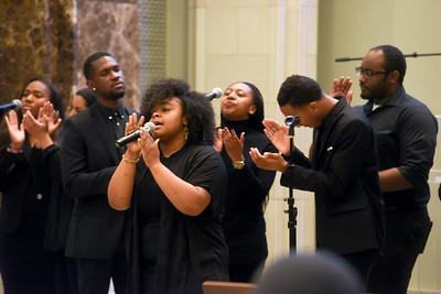 MLK Jr. Worship Service