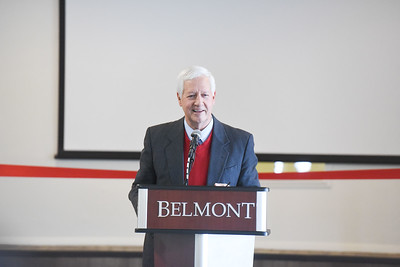 Belmont Ministry Center Ribbon Cutting Ceremony