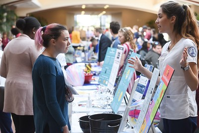 Be Well BU Presents: Belmont Health and Well-being Fair