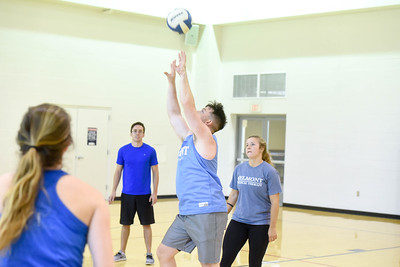 volleyball fitrec