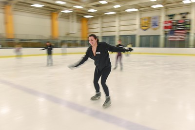 Centennial Sportsplex Ice skating