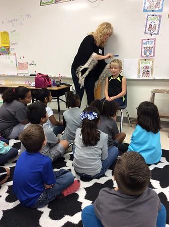 1st Grade Career Day