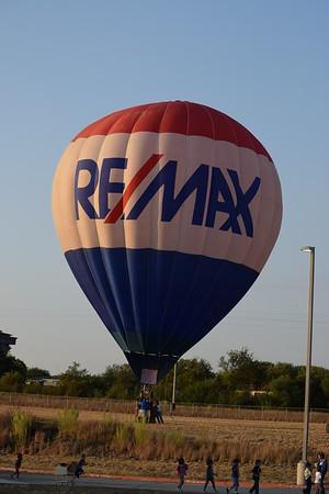 2015 Hot Air Balloon