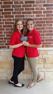 2016 FCCLA State Medalist