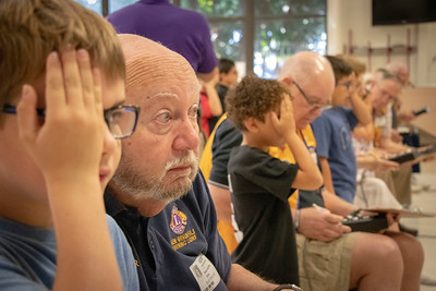 Lions Club Vision and Hearing Testing at Seele Elementary, 09-24-19