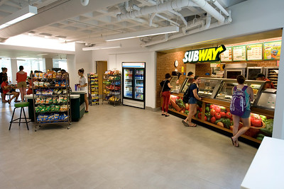 Subway in the Ely Campus Center