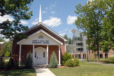 Interfaith Center Folder