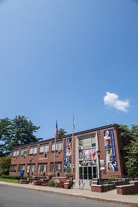 Parenzo Hall, July 2019