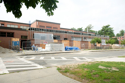 Rennovations to the Parenzo Gymnasium to create a new intramural facility. (summer 2010)