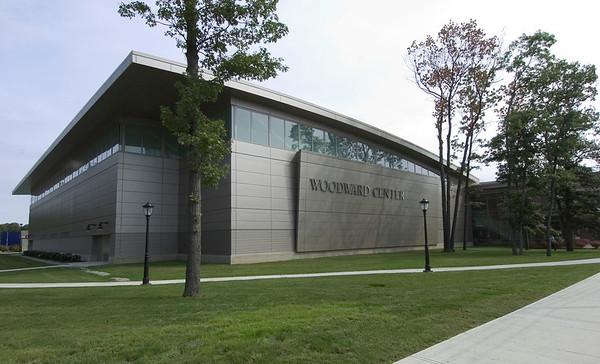Woodward Center Folder