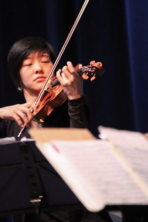 Parker Quartet Youth Performance