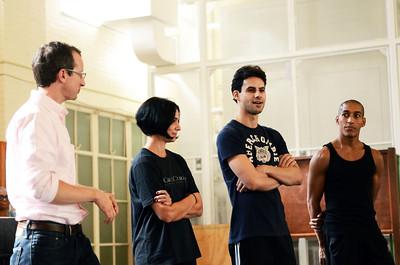 Grupo Corpo Dance Master Class