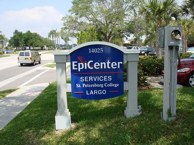 Epi Center Services Building