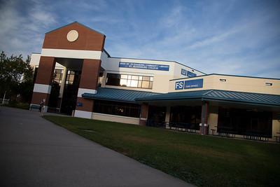 St. Pete/Gibbs Campus Exterior