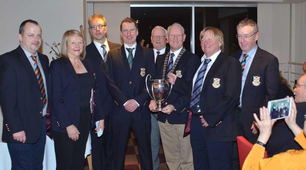 Ireland - Camrose winners 2017