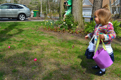 Leslie Easter Egg Hunt