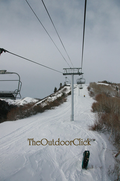 Super Condor chairlift