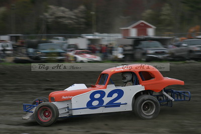 Canaan Dirt Raceway 05/09/08