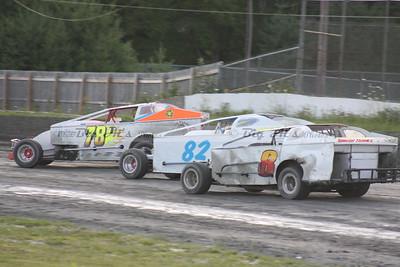 Canaan Dirt Speedway-08/07/09