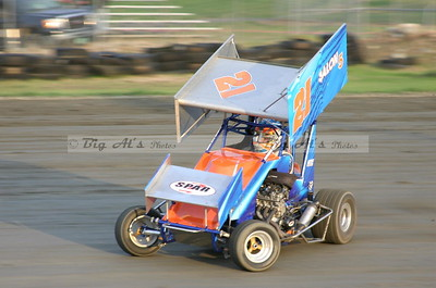 Canaan Dirt Speedway 2011